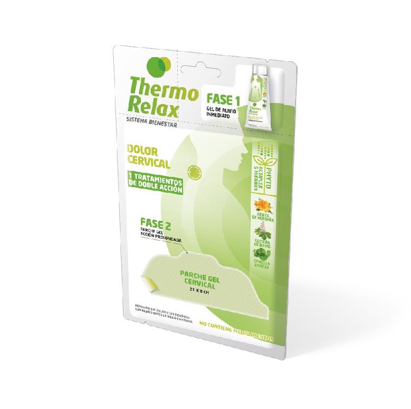 Gel Thermotherapy Dolor Cervical - Tratamiento Bifase