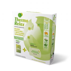 THERMO RELAX DOLORES MUSCULARES Y ARTICULARES